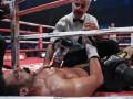 Чарр получил травму челюсти в бою с Поветкиным