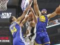 НБА: Голден Стэйт обыграл Сан-Антонио, Лейкерс уступили Портленду