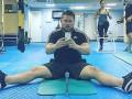 Агент Милевского вдохновился работой игрока и записался в спортзал