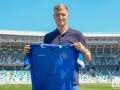 Украинский футболист перебрался в минское Динамо