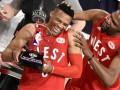 Матч звезд НБА: Запад оказался сильнее Востока