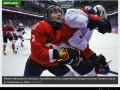 Чемпионка Сотникова и женский хоккей: Итоги четырнадцатого дня Олимпиады (ИНФОГРАФИКА)