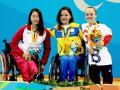 Украинские паралимпийцы близки к рекордному показателю выигранных медалей