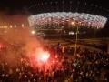 Фотогалерея: Варшавское восстание. Бунт фанов Легии