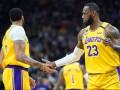 НБА: Лейкерс обыграли Сан-Антонио, Хьюстон справился с Шарлотт