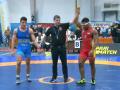 Беленюк и Чернецкий стали чемпионами Украины по греко-римской борьбе