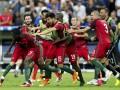 Истерика по-португальски: Как комментаторы бурно отпраздновали гол Эдера