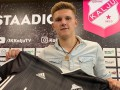 Украинец Лобай забил гол в матче чемпионата Эстонии