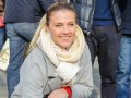 Харлан: Комащук – фанатичка, она работает на тренировках больше, чем я