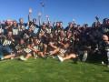 Футболисты Ювентуса встретили новость о чемпионстве на тренировочной базе