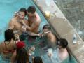 Полузащитник Арсенала в Лас-Вегасе пьет и курит (фото)