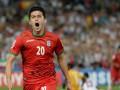 Очередной футбольный шедевр с Кубка Азии