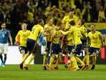 Италия проиграла Швеции в первом стыковом матче за выход на ЧМ-2018