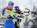 Остерсунд: Бергман выиграл спринт, украинцы - за пределами тридцатки