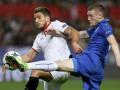 Севилья - Лестер Сити 2:1 Видео голов и обзор матча Лиги чемпионов