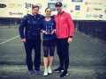 Украинка Калинина защитила титул на турнире в США