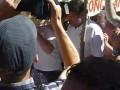 Привет Солу. Марш английских болельщиков по Донецку с гробом