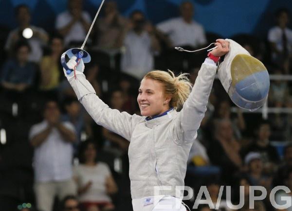 Харлан завоевала бронзовую медаль