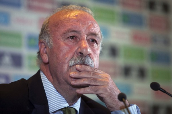 Дель Боске остается главным тренером сборной Испании