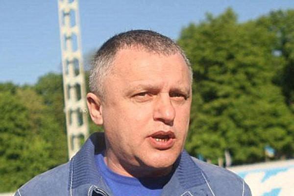 Суркис заявил, что выполнял все прихоти Блохина