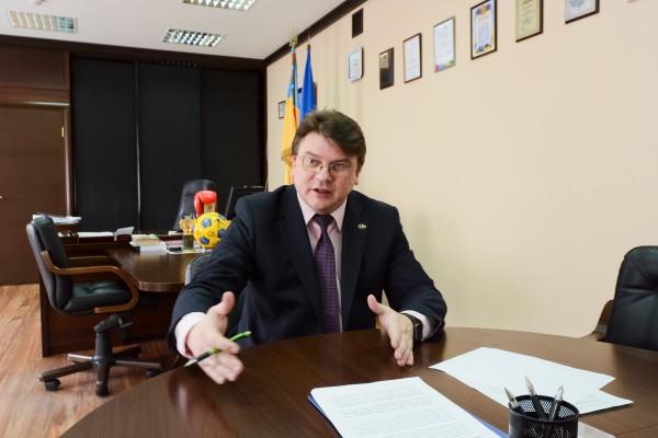 Министр молодежи и спорта Игорь Жданов