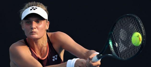 Ястремская разгромила российскую теннисистку в первом туре Кубка Кремля