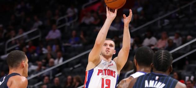 НБА: Михайлюк трижды промазал за шесть минут