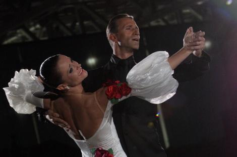 Мирко Гоззоли и Эдита Даниуте