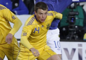 Ротань из-за травмы покинул расположение сборной Украины