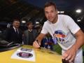 Андрей Шевченко отличился дублем в благотворительном матче (видео, фото)