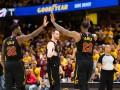 НБА: Кливленд вышел в финал Востока, Филадельфия сократила отставание в серии с Бостоном