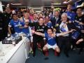 Портсмут феерично отметил с фанатами победу в 4-м дивизионе Англии