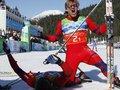 Спринт: Норвежская сборная добыла очередное золото
