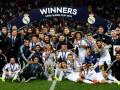 Суперпобеда: Реал стал победителем Суперкубка UEFA
