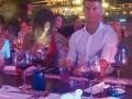 Роналду сходил на свидание с итальянской моделью