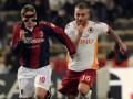 Особенности доигровки. В матче Болонья - Рома приняли участие 35 футболистов и три тренера