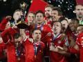 Удачный сезон: Бавария за год заработала больше 100 млн. евро призовых