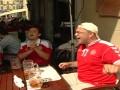Они любят. Фанаты сборных Португалии и Дании во Львове