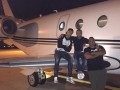 Самолет Криштиану Роналду потерпел аварию в Барселоне