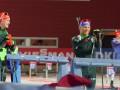 Биатлон: как спортсмены к эстафетам в Эстерсунде готовились