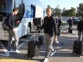 Хоффенхайм прибыл в Украину на матч Лиги чемпионов