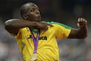 Усейн Болт - пятикратный олимпийский чемпион
