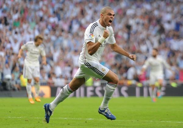 Пепе: Реал играл с менталитетом победителя