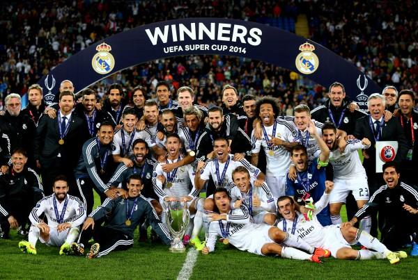 Суперкубок UEFA: Реал - Севилья 2:0