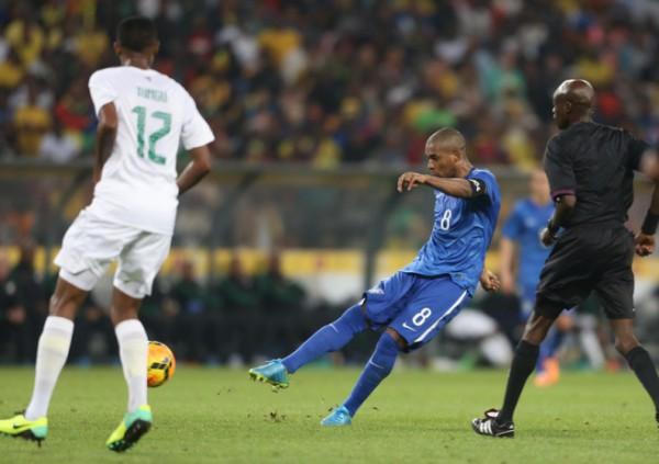 Фернандиньо забил своей первый гол за Бразилию