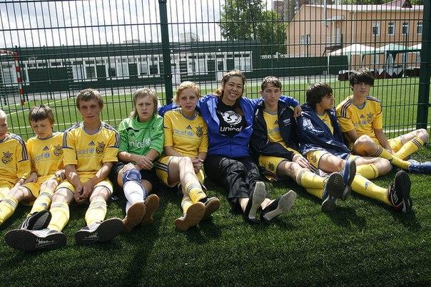 В Киеве состоится второй всеукраинский футбольный турнир Кубок ЮНИСЕФ