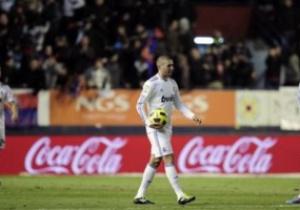 Осасуну наказали за победу над Реалом