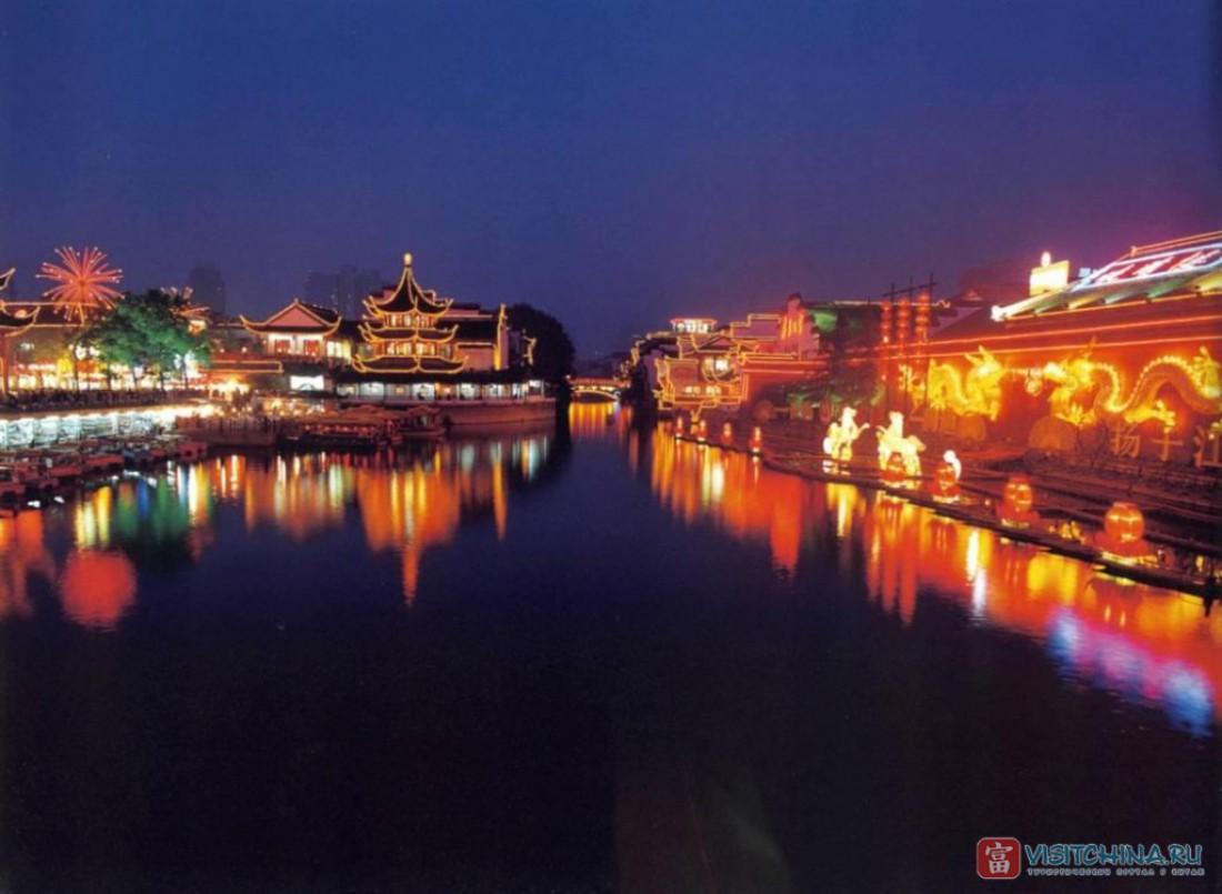 Бывшая столица Китая Нанкин