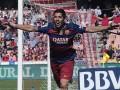 Барселона оформила чемпионство Испании благодаря хет-трику Суареса