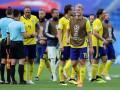 Игроков сборной Швеции перед встречей с Англией подняли по тревоге